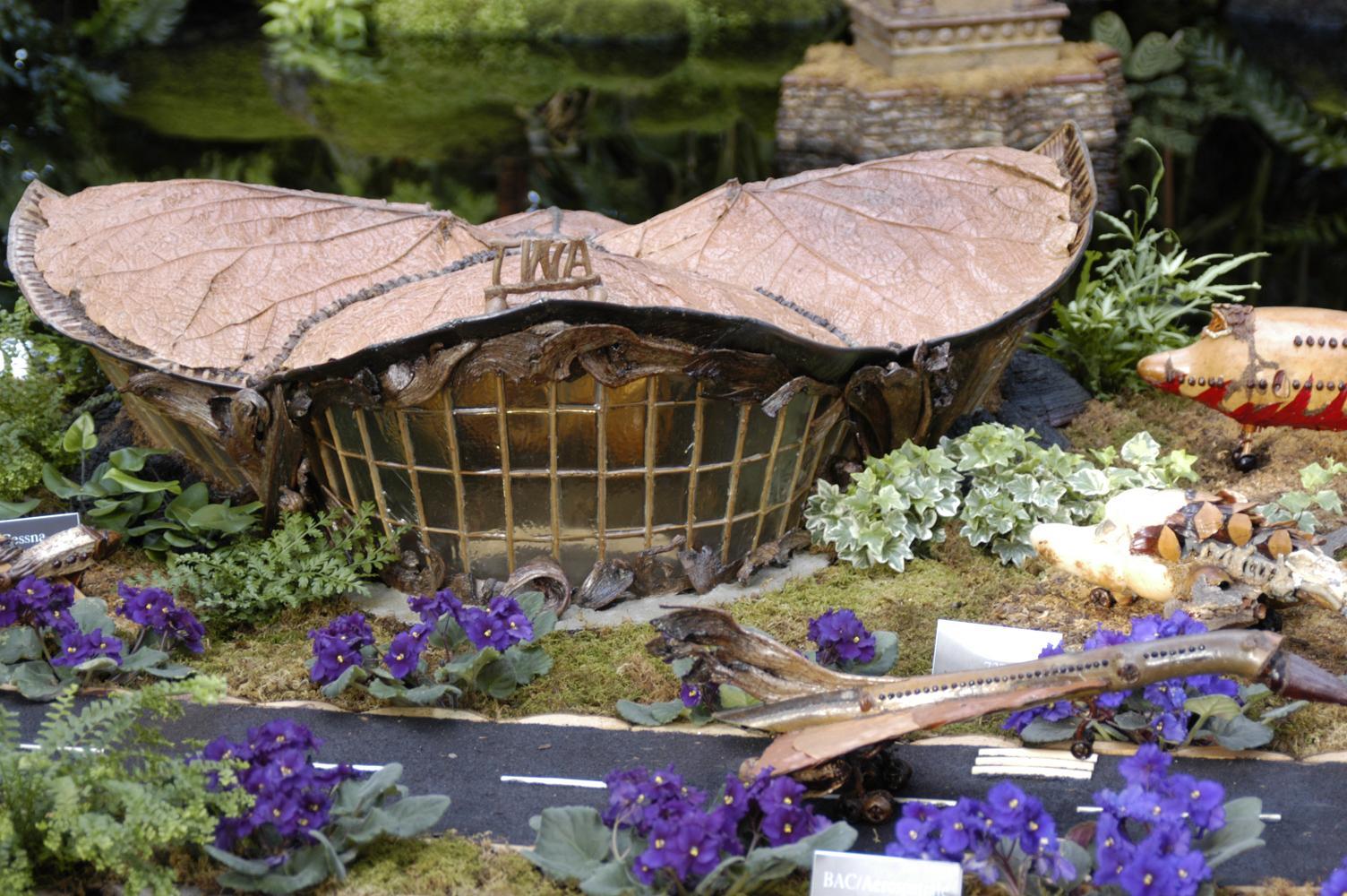 Botanical Garden Train Show, Bronx NY – Once Upon a Paradigm